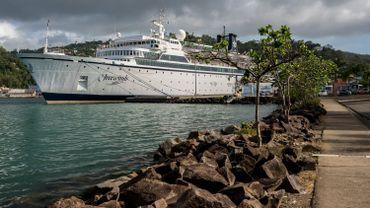 Rougeole sur un navire de la Scientologie: débarquement prévu ce mercredi aux Pays-Bas