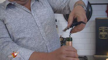 Comment bien servir une bouteille de vin ?