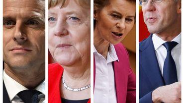 Le plan de relance proposé par la Commission européenne devra être approuvé à l'unanimité par les 27.