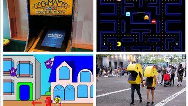 40 ans du jeu Pac Man