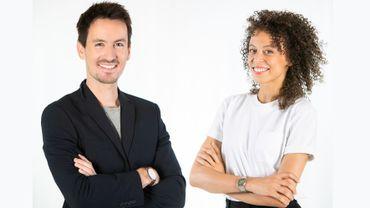 Retrouvez Guillaume Drigeard en télé avec Jessica Riga