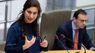 La ministre flamande Demir nuance le soutien belge aux -55% de gaz à effet de serre