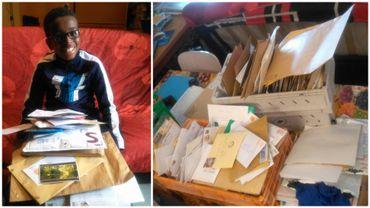 Pour son anniversaire, enfant autiste reçoit des lettres et des cadeaux du monde entier