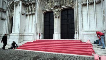 Mesures préventives prises pour la cathédrale de Bruxelles depuis sa rénovation en 2000