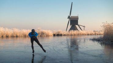 Leeuwarden est le point de départ d'un rendez-vous sportif mondial et spectaculaire, celui du Tour des onze villes (l'Elfstedentocht).