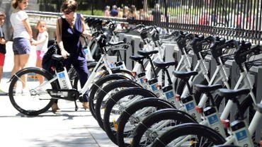 Des vélos électriques partagés à Madrid