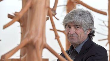 Giuseppe Penone, sculpteur de la nature et du temps, exposé à Rome
