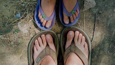 Il faut avoir des chaussures adaptées pour se lancer dans une randonnée