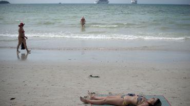 La plage de Phuket (image d'archive)