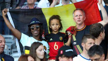 Malgré les belles images de communion que l'on peut observer lors des matchs des Diables, les idées xénophobes se diffusent de plus en plus largement en Belgique