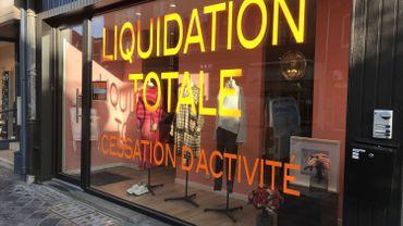 Selon l'Association du Management de Centre-Ville, Wavre compte 17% de cellules commerciales vides.