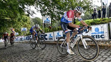 """Mathieu van der Poel considère le """"Ronde"""" comme le point culminant de sa saison"""