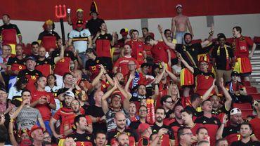 L'Union belge demande plus de tickets pour les supporters belges en vue du Mondial 2018
