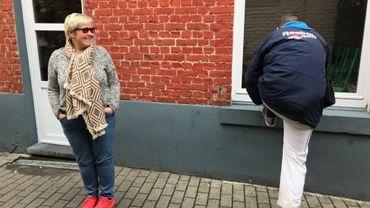 Le sourire et l'engagement de Lucie Mahieu, coordinatrice de la Maison Saint-Paul