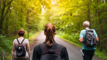 Ils marchent 100km pour venir en aide aux personnes atteintes d'un handicap