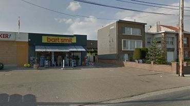 Le magasin Bart Smit d'Herstal.