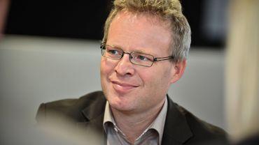 Philippe Henry, ministre wallon de l'Aménagement du Territoire.