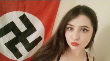 Alice Cutter, candidate à Miss Hitler.