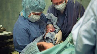 A TERMINER Une naissance sur 5 en Belgique se fait par césarienne