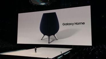 Avec le Galaxy Home, Samsung se lance dans le marché des enceintes connectées