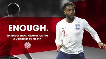 Angleterre: le monde du foot appelé à boycotter les réseaux sociaux pour dénoncer le racisme