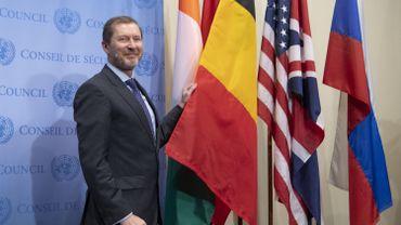 Ambassadeur auprès des Nations Unies, Marc Pecsteen porte depuis un an la voix de la Belgique autour de la table du Conseil de sécurité, à New York.