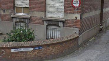 Il n'y a que trois lits pour les femmes à l'abri de nuit de la rue Dourlet à Charleroi