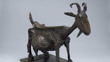 """""""La Chèvre"""" de Pablo Picasso sera exposé à New York"""