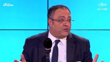 Rachid Madrane, ministre des Sports dans le Grand Oral: «J'ai dû faire le boulot ingrat»