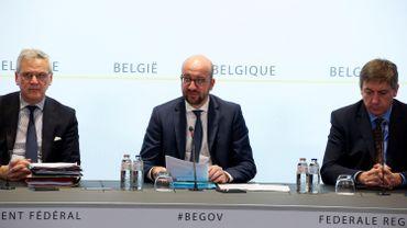 Charles Michel a annnoncé la démission de sa ministre, Jacqueline Galant