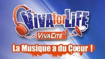 Les bénéficiaires de VIVA FOR LIFE en Hainaut