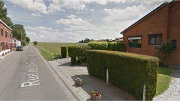 C'est là, à la périphérie de Bouge, que la ville de Namur veut installer de nouveaux habitants