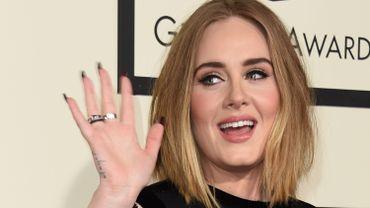 Adele bientôt sur la scène du festival de Glastonbury