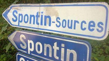 Les sources de Spontin, c'est fini