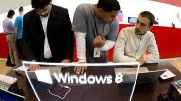 """Microsoft prévoit une mise à jour de Windows 8 """"cette année"""""""