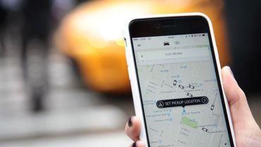 Uber stoppe ses activités en Italie