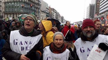 Gang des Vieux en colère: quand les aînés descendent dans les rues