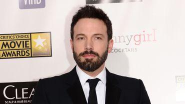 """Ben Affleck est toujours occupé sur le tournage de """"Batman V Superman : Dawn of Justice"""""""