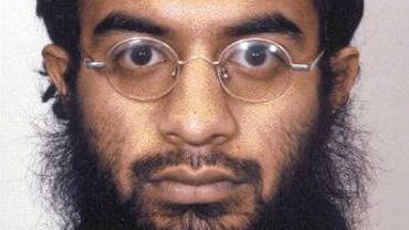 Photo non datée de l'ancien terroriste repenti Saajit Badat diffusée par la police de Londres le 22 avril 2005