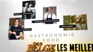 """Les Meilleurs de l'année 2017 : les nominés dans la catégorie """"Gastronomie & Food"""""""