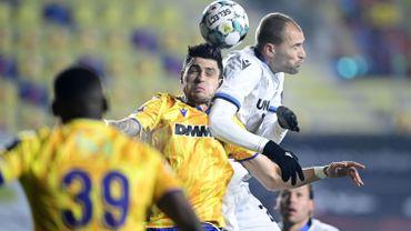 Bas Dost marque pour son premier match avec le FC Bruges
