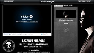 Lazarus Mirages chat