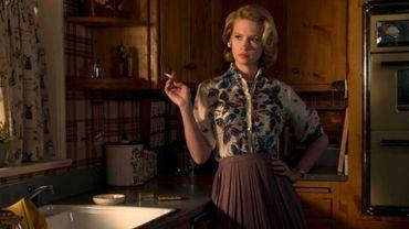 Dans la série Mad Men, Betty Draper incarne la femme au foyer tirée à quatre épingles et... dépressive!