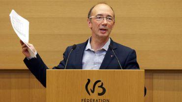 Rudy Demotte est contre la suppression de la Fédération Wallonie-Bruxelles