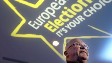 Débat des candidats à la présidence de la Commission: hommage à Dehaene