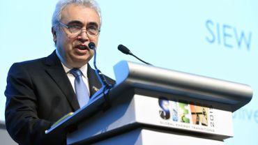 Le directeur de l'Agence internationale de l'énergie Fatih Birol a appelé dimanche les pays du G20 à s'engager pour une fin des subventions aux énergies fossiles.