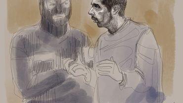 """Procès du Musée juif: """"La vie continue"""", lance Mehdi Nemmouche"""