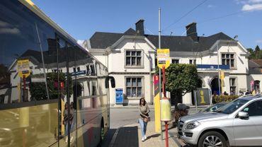 Bientôt, la place Henri Berger, devant la gare SNCB, sera débarrassée des bus TEC.