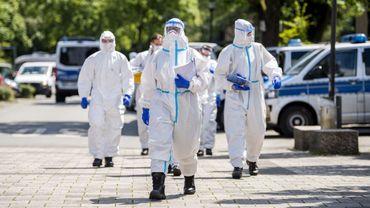 Coronavirus: L'Allemagne déconfine un canton touché par un foyer de coronavirus