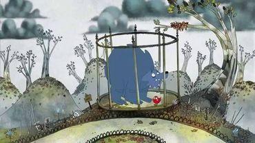 La Cage de Loïc Bruyère